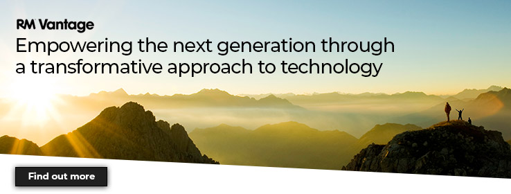 RM Vantage - Empowering the next generation through a transformative approach to technology