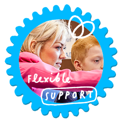 Flexible ICT support for schools