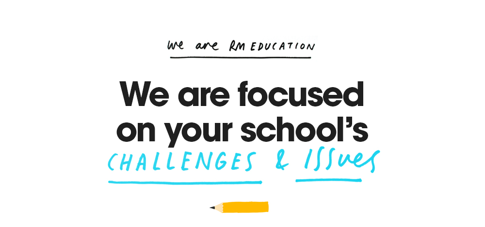 We are focused on your school's challenges and issues