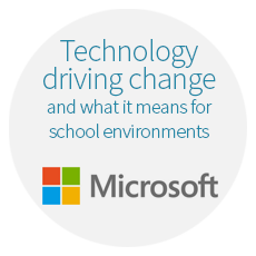 Technology drive change - Microsoft