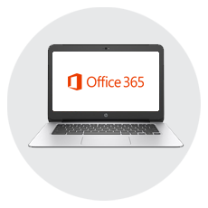Ask us about setting up Chromebooks to run Office 365