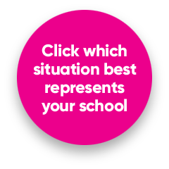 Pick which situation best represents your school!